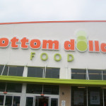 Saving Money at Bottom Dollar Food