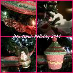 Creating Memories with our Homespun Holidays Tree #KmartHoliday