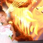 Ayva is 3.