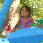 Unstructured Fun: Free Play on the Parkway