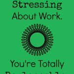 Stop Stressing and Enjoy the Holidays! You're Totally Replaceable.