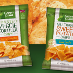 New Snack Alert: @GreenGiant Veggie Snack Chips