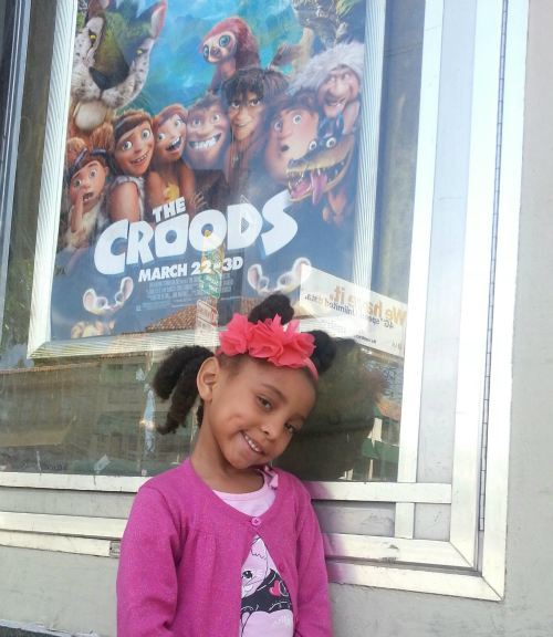 "Is ""The Croods"" Okay For 3-Year-Olds?"