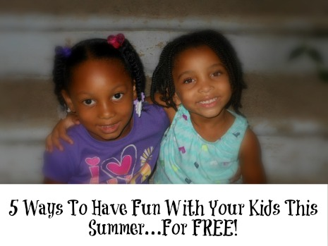 Free things to do with kids in the summer