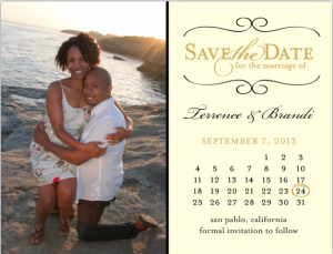 Wedding Paper Divas, Mama Knows It All, Save the Date