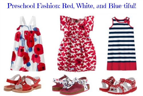 Mama Knows It All, preschool fashion