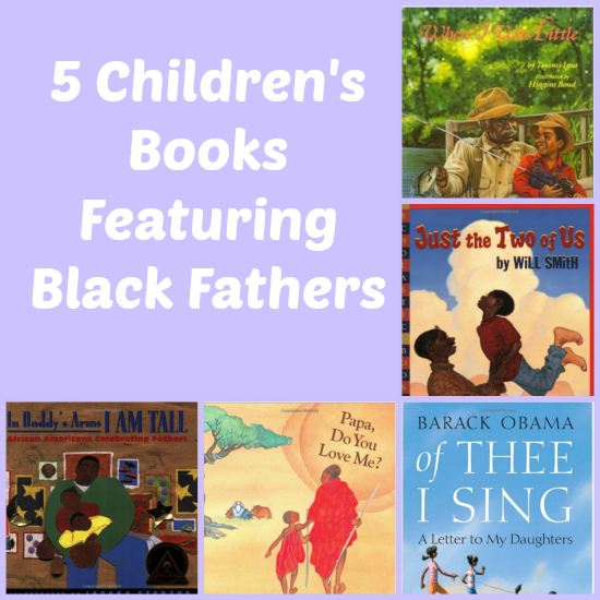 African American books, Black fathers, children's books, Mama Knows It All