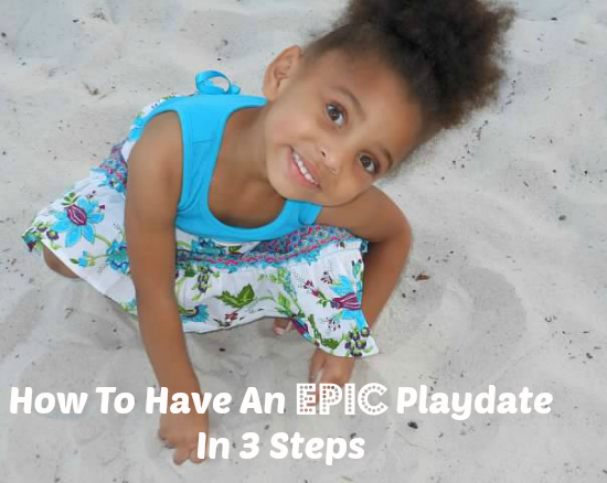 how to have a playdate, Mama Knows It All