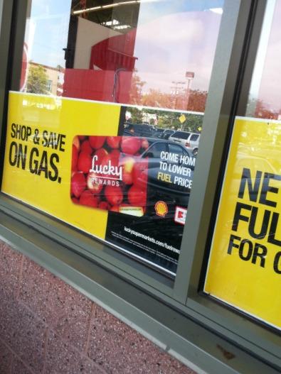 Gas rewards program, Fuel Rewards Program