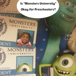 "Is ""Monsters U"" Okay for Preschoolers?"