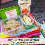 How To Pack Cool Lunches
