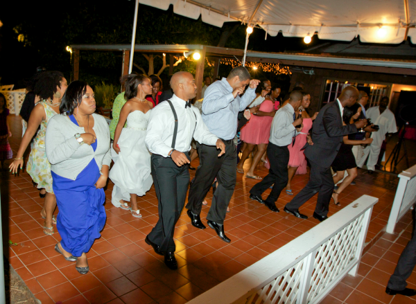 dancing at wedding, Mama Knows It All