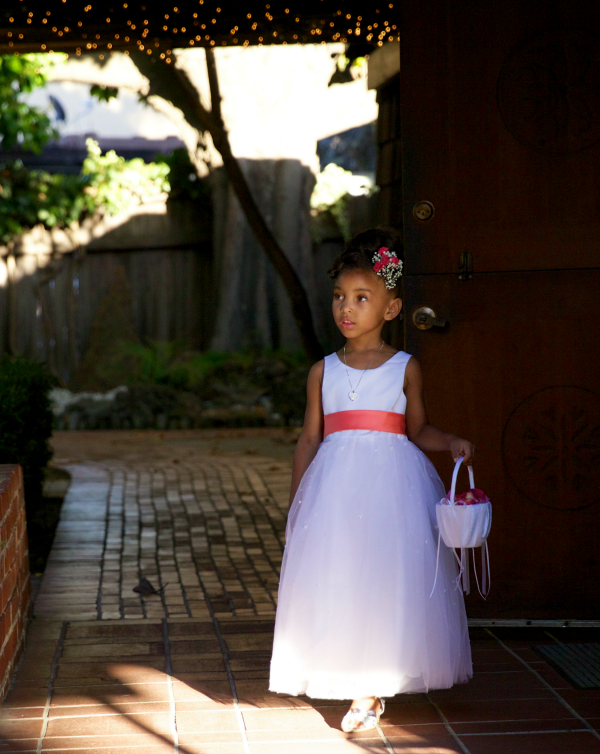 flower girl, Rockefeller Lodge, Mama Knows It All
