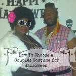 How To Choose A Couples Costume For Halloween