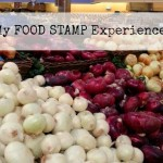 My Food Stamp Experience