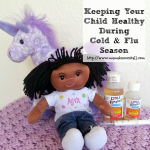 Keeping Your Child Healthy During Cold and Flu Season