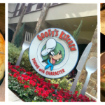 Dining With Princesses at Goofy's Kitchen