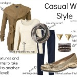 Casual Wife Style With Vionic Flats