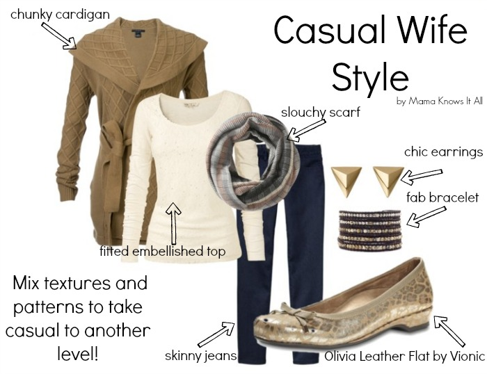 Casual Wife Style
