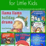 25 Preschool Books About Christmas