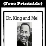 Dr. King & Me Booklet – Printable