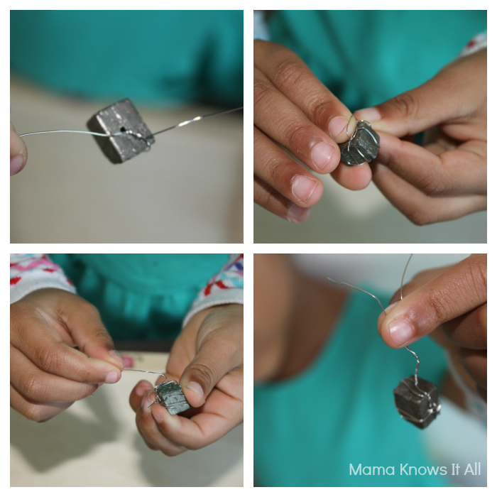 How To Make A Rock Necklace