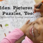 Hidden Pictures Are Puzzles, Too!