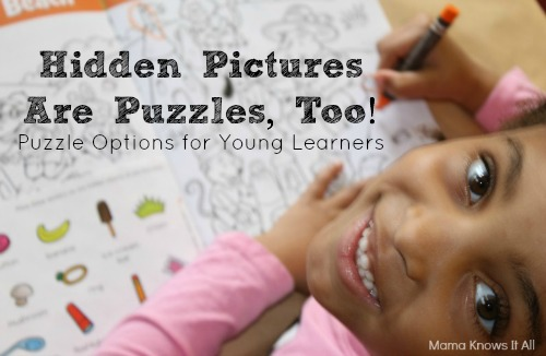 Puzzles for Young Learners