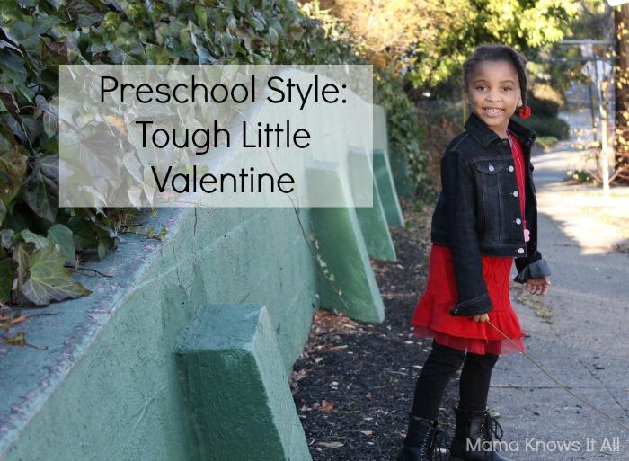 Preschool Style - Mama Knows It All