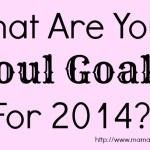 What Are Your Soul Goals?