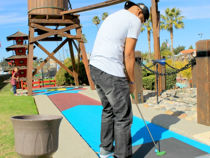 Golfland Castro Valley