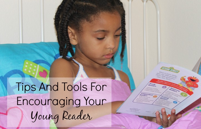 Tips and Tools for Encouraging Young Readers