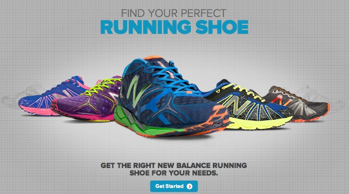 Find Your Perfect Running Shoe