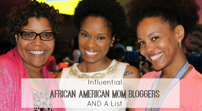 Influential African American Mom Bloggers