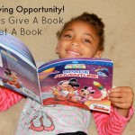 Give A Book, Get A Book with Disney and First Book