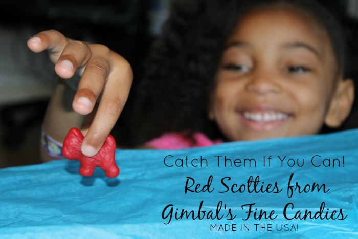 Red Scotties from Gimbal's Fine Candies - Made in the USA