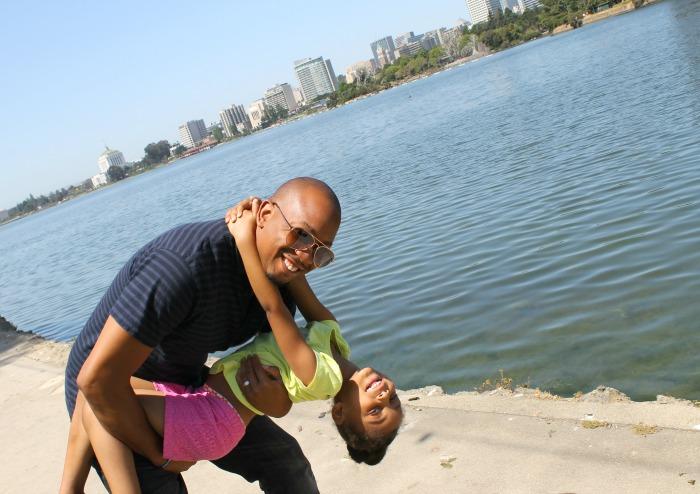 Ayva and Dad