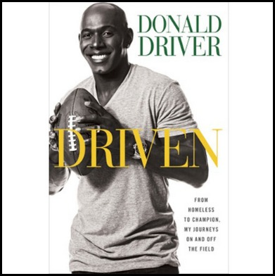 "Donald Driver ""Driven"" Father's Day Gift"
