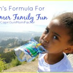 Mom's Formula For Summer Family Fun