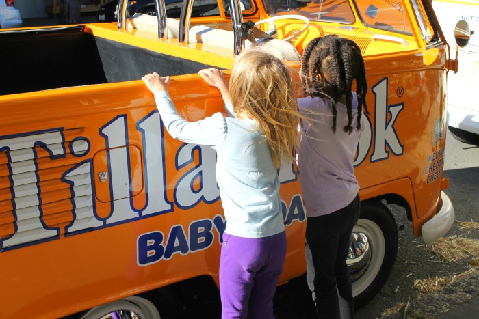 Kids Love Tillamook