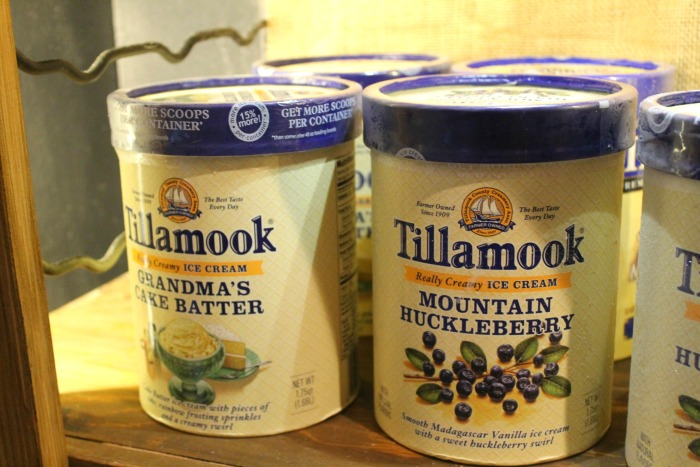 Tillamook Mountain Huckleberry