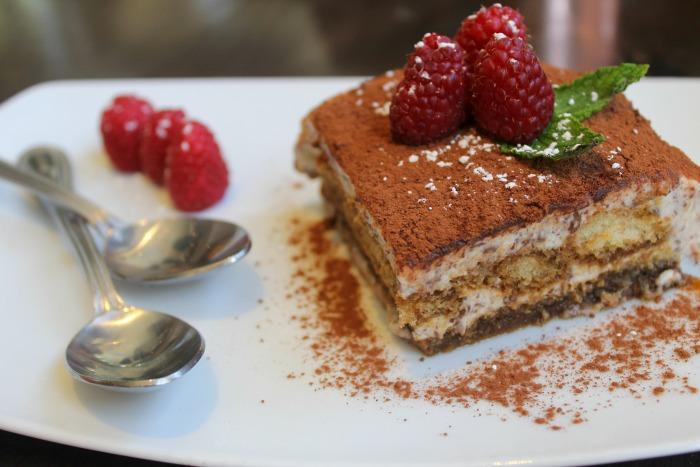dessert at build
