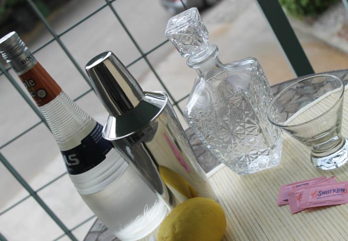 lemon drop ingredients, #SweetNLowStars