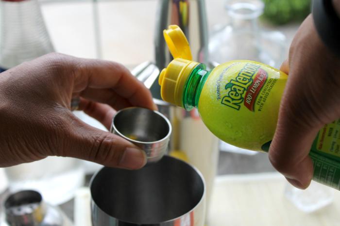 lemon juice, #SweetNLowStars