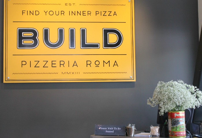 Build Pizza in Berkeley