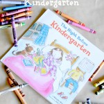 Books For Kids (And Parents!) Starting Kindergarten