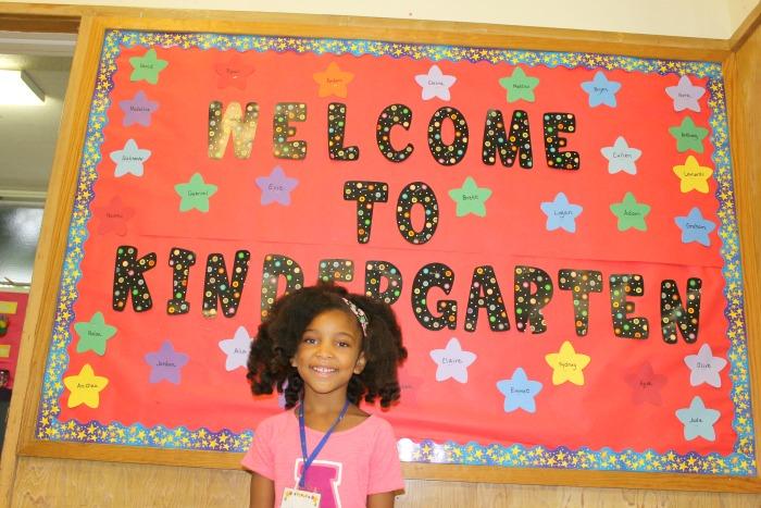 Ayva's In kindergarten 10