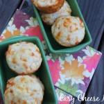 Quick Cheese Muffins