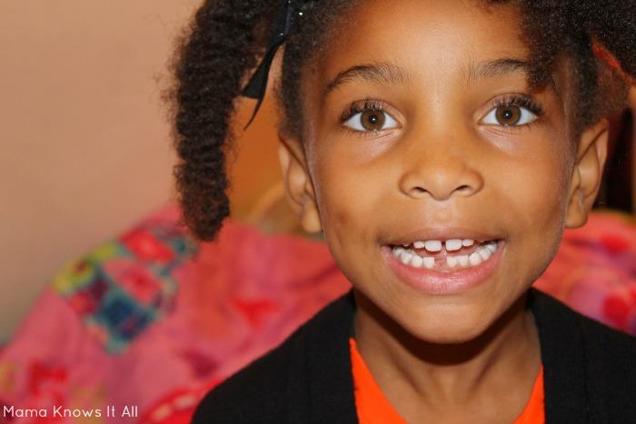Wiggly Teeth (a Kindergarten oddity)