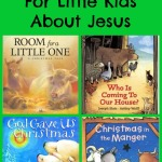 Books For Little Kids About Jesus And Christmas